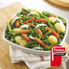 Verduras Primavera 1kg Findus