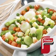 Verduras para sopa 1kg Findus