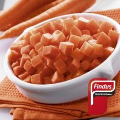 Zanahoria dado 1kg Findus