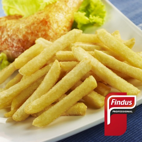 """Patata prefrita selección 3/8"""" 2.5kg Findus"""