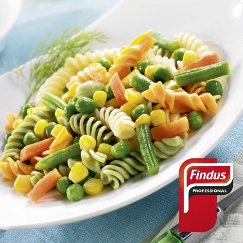 Ensalada de pasta 1kg Findus