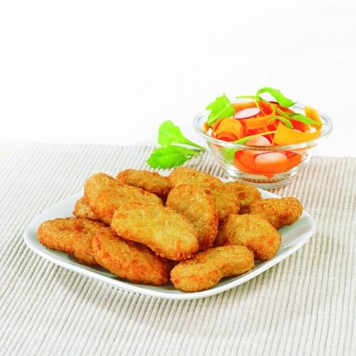 Nuggets de pollo 1kg Prielá
