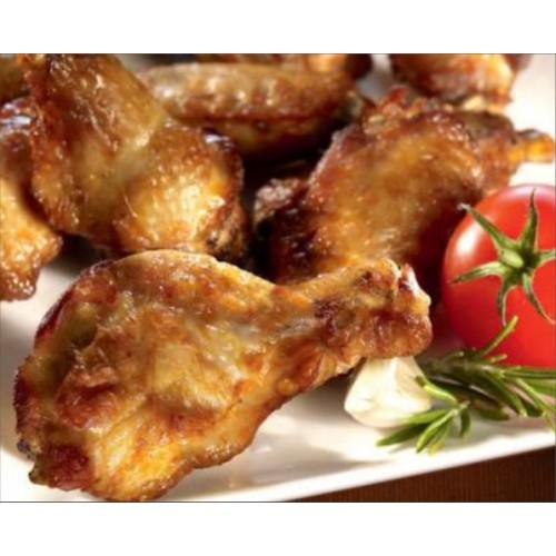 Alitas de pollo extra barbacoa 1kg McCain