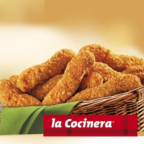 Fingers de pollo 2,5kg La Cocinera